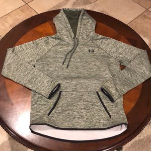 Under Armour Cold Gear Storm Heathered Hoodie M